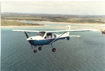 David Eyre aircraft 55-1875 8560hrs Sept 2011