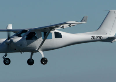 Jabiru Twin George SA