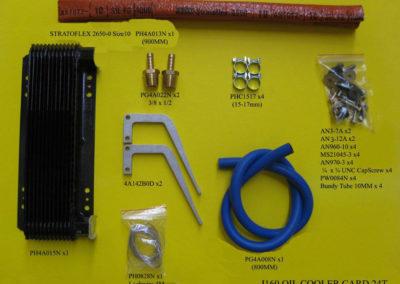 J160 Oil Cooler Card